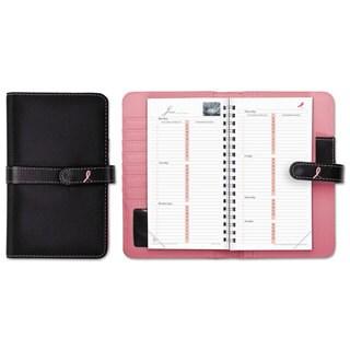 Day-Timer Pink Ribbon Pink/White Starter Set