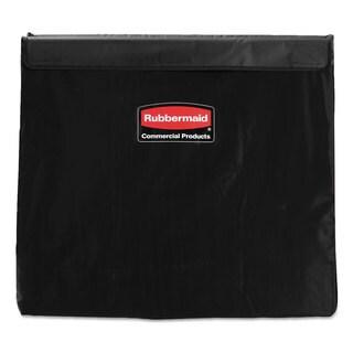 Rubbermaid Commercial Black 8 Bushel Collapsible X-Cart Replacement Bag