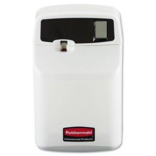 Rubbermaid Commercial White SeBreeze Programmable Odor Neutralizer Dispenser
