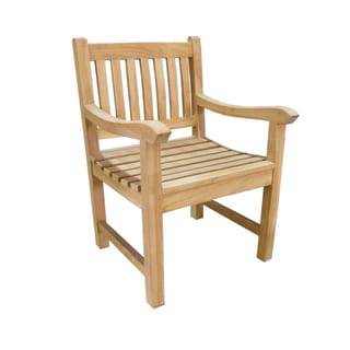 D-Art Teak Riverside Arm Chair (Indonesia)