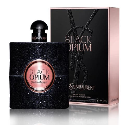 Yves Saint Laurent Black Opium Women's 3-ounce Eau de Parfum Spray