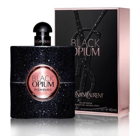 Yves Saint Laurent Black Opium Women's 3-ounce Eau de Parfum Spray