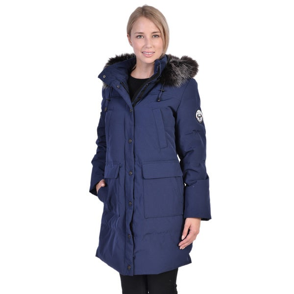 Shop Women S Down Coat Free Shipping Today Overstock