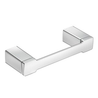Moen 90-degree Chrome Toilet Paper Holder