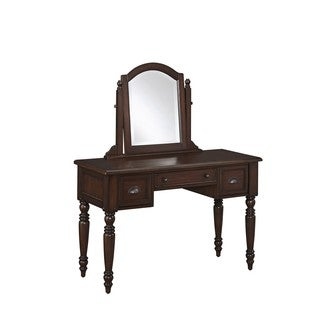 Country Comfort Vanity and Mirror by Home Styles
