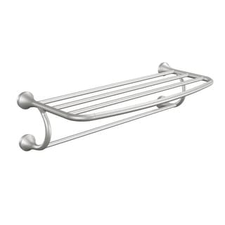 Moen Eva Brushed Nickel Towel Rack YB2894BN
