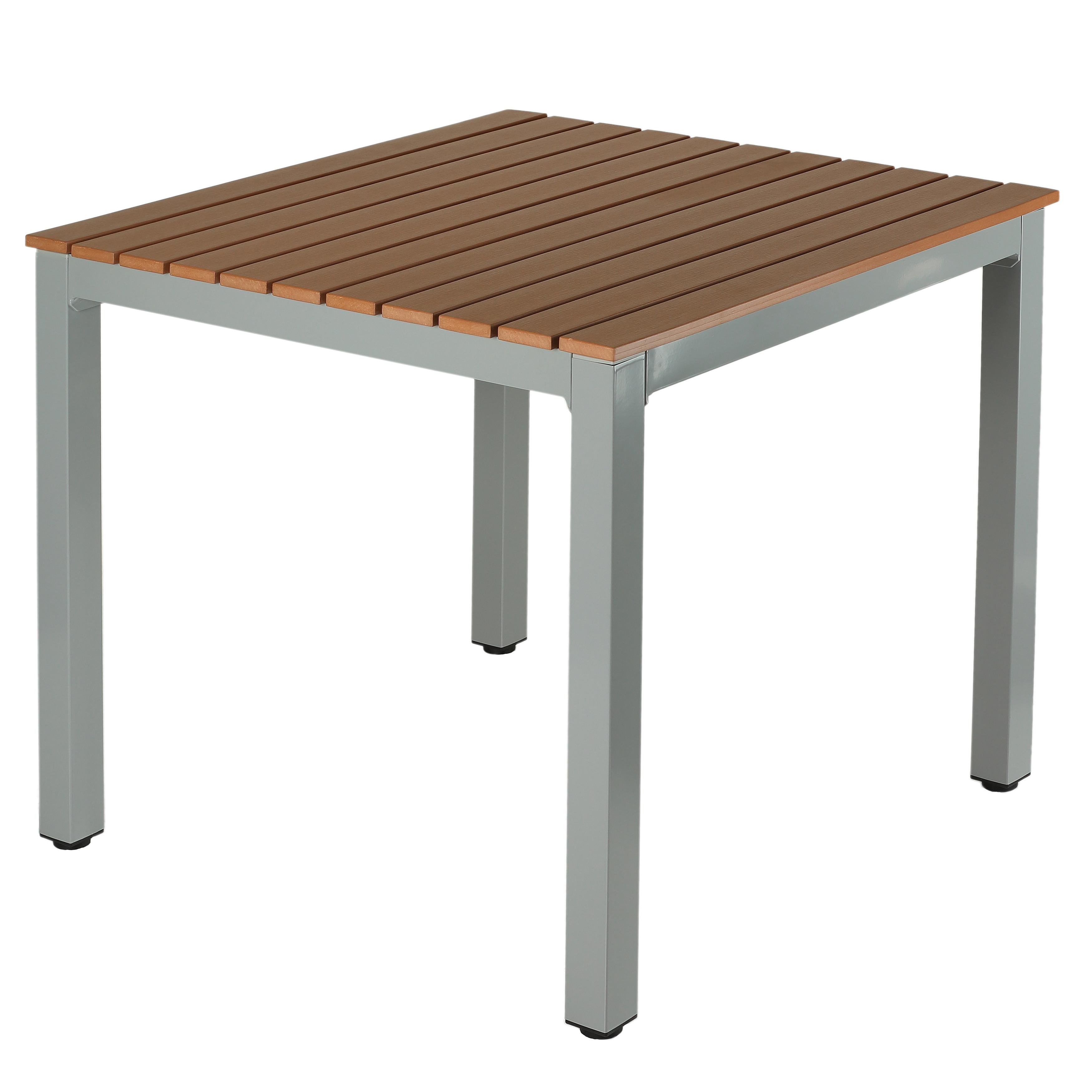 Cortesi Home Avery Aluminum Outdoor Table (Dining Table B...