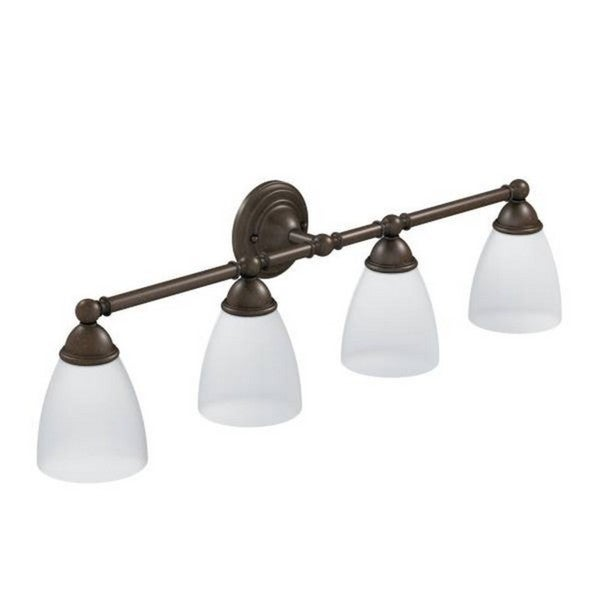 Moen Oil Rubbed Bronze Vanity Lighting Free Shipping Today