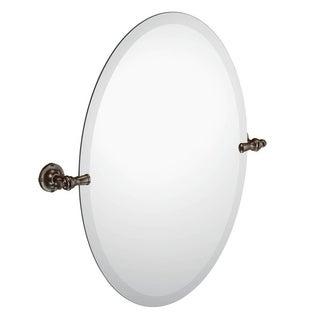 Moen Gilcrest Oil Rubbed Bronze Decorative Mirror