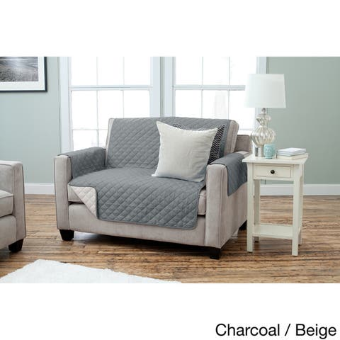 Grey Faux Suede Slipcovers Amp Furniture Covers Find