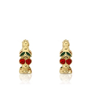 Molly Glitz Cherry Delight Earrings
