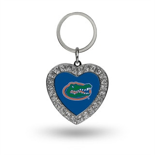 NCAA Florida Gators Heart Key Chain