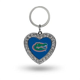 NCAA Florida Gators Heart Key Chain