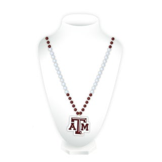NCAA Texas A&M Aggies Sports Beads with Medallion