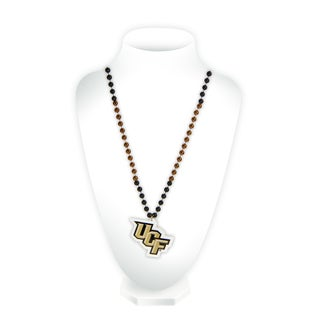 NCAA UCF Sports Beads with Medallion