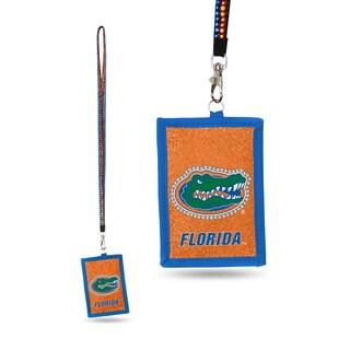NCAA Florida Gators Lanyard Wallet