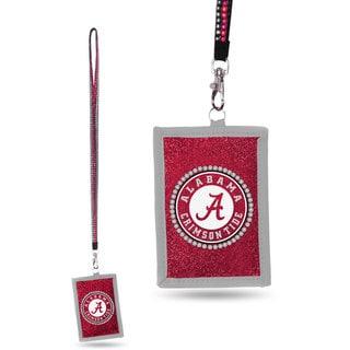NCAA Alabama Crimson Tide Lanyard Wallet