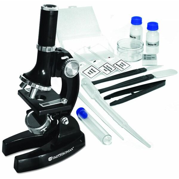 Smithsonian Microscope and Telescope Combo Pack