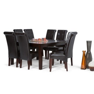 Superb WYNDENHALL Essex 9 Piece Dining Set