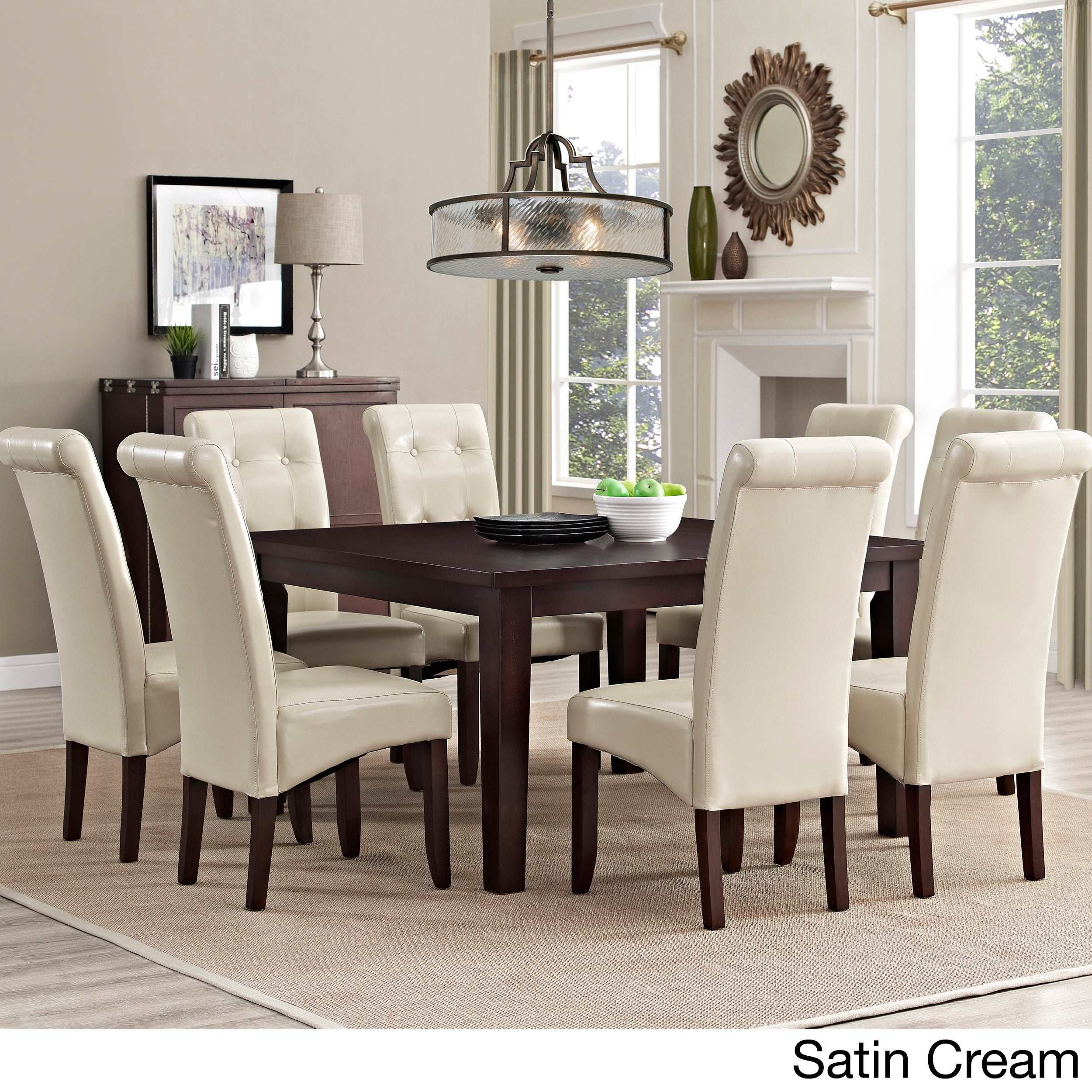 Buy Cream Kitchen U0026 Dining Room Sets Online At Overstock.com | Our Best Dining  Room U0026 Bar Furniture Deals