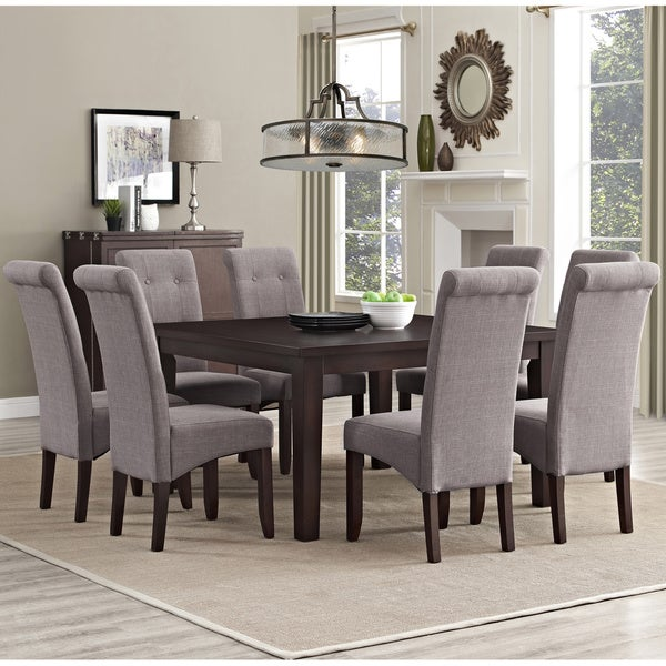 Dinning Set: Shop WYNDENHALL Essex 9-piece Dining Set