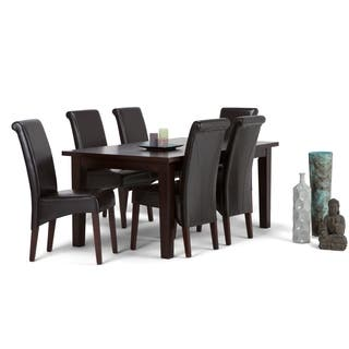 WYNDENHALL Franklin 7-piece Dining Set|https://ak1.ostkcdn.com/images/products/10610808/P17682157.jpg?impolicy=medium