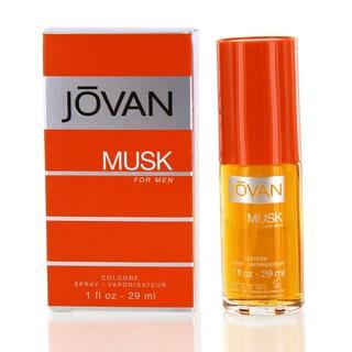 Jovan Musk Men's 1-ounce Cologne Spray