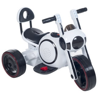 Lil Rider Sleek LED Space Traveler Trike - White