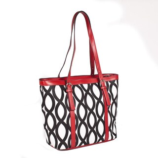 Bueno 'Sabrina' Vegan Leather Tote Handbag