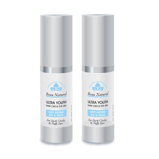 Anti-Aging Dark Circle and Puffy Eye 0.5-ounce Gel (Pack of 2)