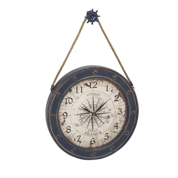 The Gray Barn Jartop Antique Wall Clock