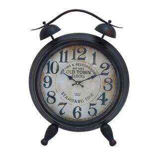 The Gray Barn Ingleside Double Chimes Wall Clock