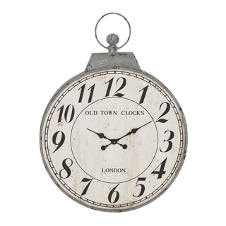 London Inspired Wall Clock