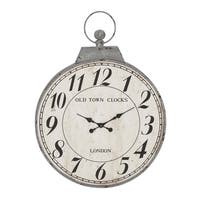 Maison Rouge Lamartine London Inspired Wall Clock