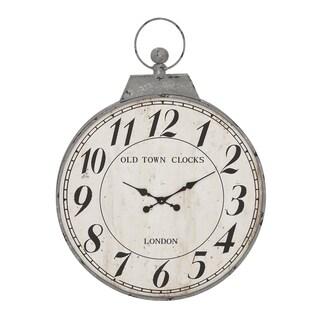 London Inspired Wall Clock