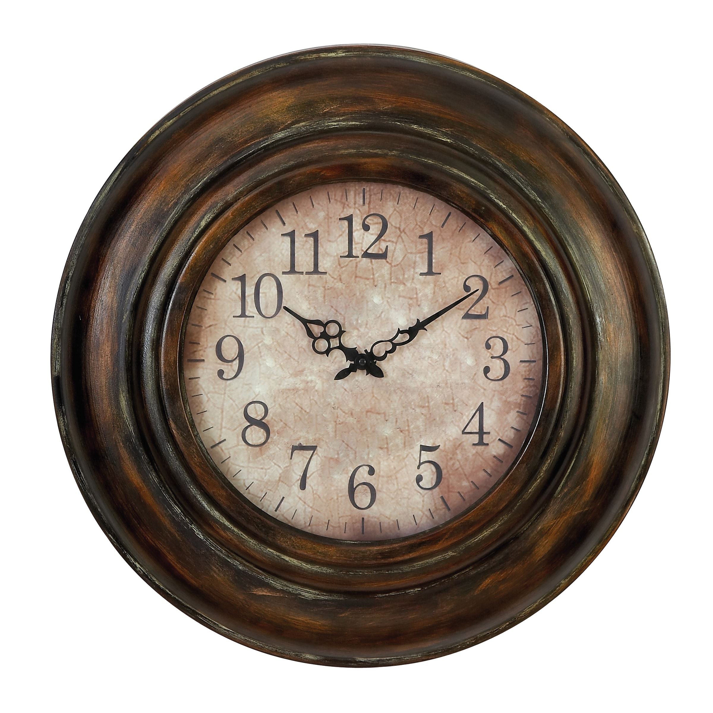 24-inch Old World Wall Clock