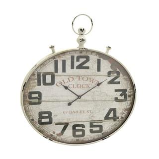 35-inch Old World Wall Clock