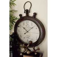 Times Square Pocket Watch Style Wall Clock