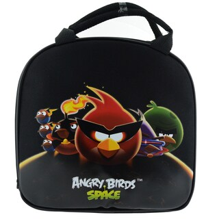 Angry Birds Space Insulated Lunch Bag with Adjustable Shoulder Strap, Water Bottle (3 options available)