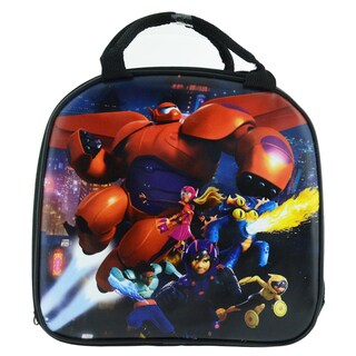 Big Hero 6 Insulated Lunch Bag with Adjustable Shoulder Strap, Water Bottle