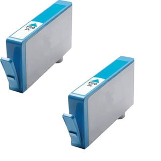 2PK 920XL C (CD972AN) Compatible Ink Cartridge For HP Officejet 6000 ( Pack of 2 )