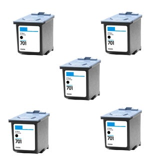 5PK CC635A HP 710 Compatible Ink Cartridge For HP Fax 640 ( Pack of 5 )