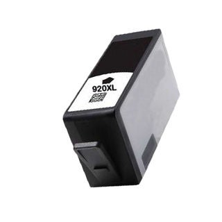 1PK 920 XL BK ( CC653AN ) Compatible Ink Cartridge For HP Officejet 6000 ( Pack of 1 )
