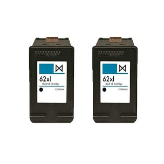 2PK C2P05AN (HP 62XL) Compatible Ink Cartridge For HP DeskJet 1000 - J110a (Pack of 2)