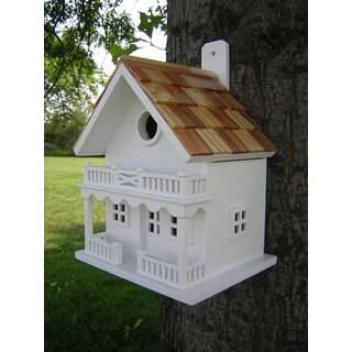 Chalet Finch Birdhouse