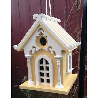 Fairy Cottage Birdhouse