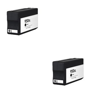 2PK 950 XL BK CN045AN Compatible Ink Cartridge For HP OfficeJet Pro 8100 ( Pack of 2 )