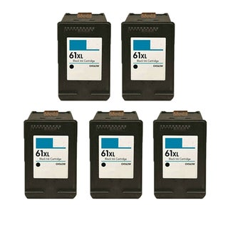 5PK CH563WN (HP 61XL) Compatible Ink Cartridge For HP DeskJet 1000 - J110a (Pack of 5)