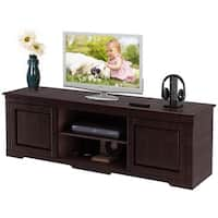 Lisa 69-inch Solid Pine Entertainment Unit