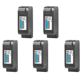 5PK 51641A (HP 41) Color Compatible Ink Cartridge For HP Deskjet 820C 850C 870C ( Pack of 5 )
